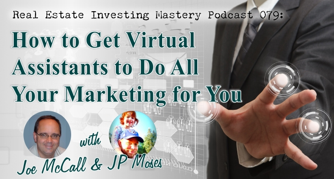Joe McCall - Real Estate Investing Podcast