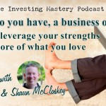 Real Estate Investing Mastery Podcast 081- Which do you have a business or a job