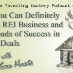 091 » How You Can Definitely Start an REI Business and Find Loads of Success in Virtual Deals » Gena Horiatis