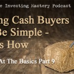 Brilliant at the Basics 9 - Finding Cash Buyers