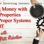 095 » Making Money with Rental Properties Using Proper Systems and Staff » Patti Robertson
