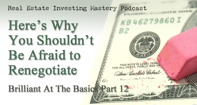 Brilliant at the Basics 12 - Here's Why You Shouldn't Be Afraid