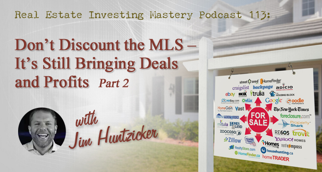 Don T Discount The Mls It S Still Bringing Deals And Profits