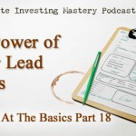 [Video] Brilliant at the Basics Part 18: The Power of Seller Lead Sheets