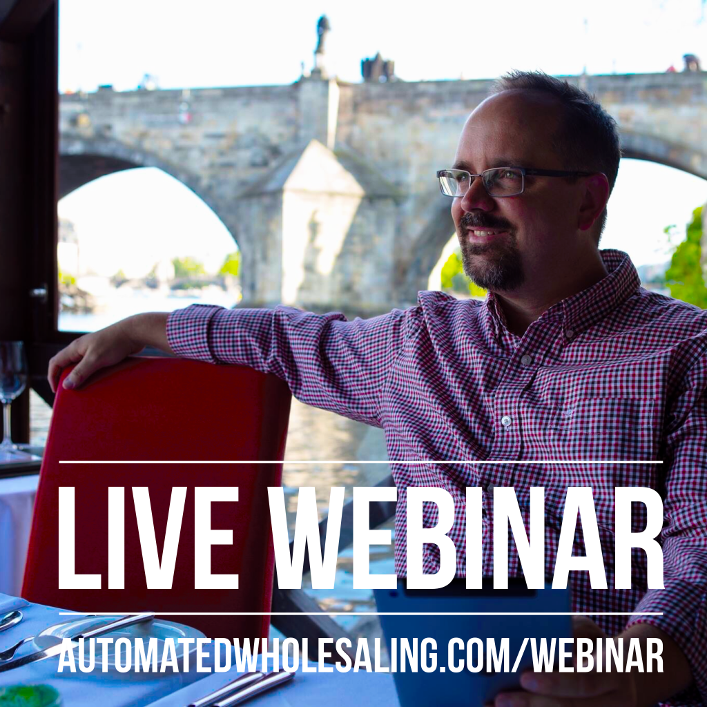 Audio Automated Wholesaling Series Part 3 The Power Of