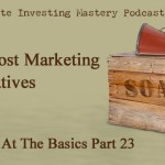 Brilliant at the Basics Part 23: Low-Cost Marketing Alternatives