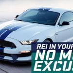 REI In Your Car 21: No More Excuses