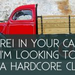REI In Your Car 27: I'm Looking to Hire a Hardcore Closer