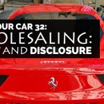 REI In Your Car 32: Wholesaling: Intent and Disclosure
