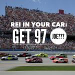 REI In Your Car: Get 97 Joe???
