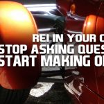 REI In Your Car 45: Stop Asking Questions, Start Making Offers