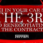 REI In Your Car 51: The 3Rs to Renegotiating the Contract