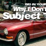 REI In Your Car 57: Why I Don't Like Subject To's