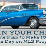 REI In Your Car 61: A Simple Plan to Make 10 Offers a Day on MLS Properties