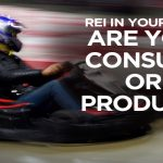 REI In Your Car 69: Are You a Consumer or a Producer?