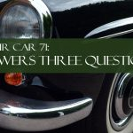 REI In Your Car 71: Joe Answers Three Questions