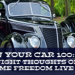 REI In Your Car 100: Late Night Thoughts on the Extreme Freedom Live Event