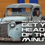 REI In Your Car 103: Get Your Head Out of the Minutiae