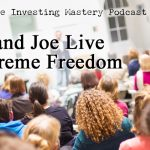 160 » Alex and Joe Live at Extreme Freedom