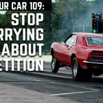 REI In Your Car 109: Stop Worrying about Competition