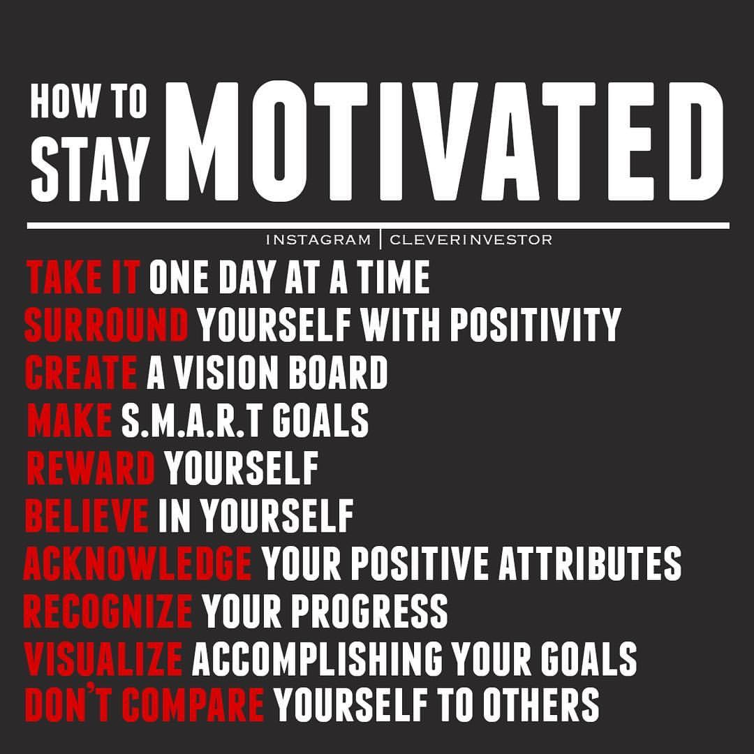 REI In Your Car 138: Top 5 Of 10 Ways To Stay Motivated