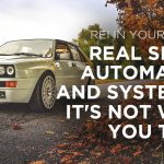 REI In Your Car 150: Real Simple Automation and Systems – It's Not What You Think