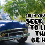 REI In Your Car 157: You Confuse, You Lose