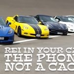 REI In Your Car 158: The Phone Is not a Cactus