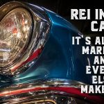 REI In Your Car 164: It's All about Marketing… and I Hope Everything Else I Said Makes Sense