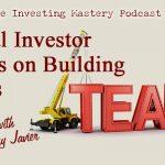 190 » Virtual Investor Speaks on Building Teams » Tony Javier