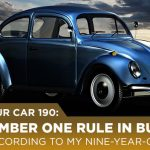 REI In Your Car 190: The Number One Rule In Business According To My Nine-Year-Old