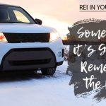 REI In Your Car 207: Sometimes It's Good to Remember the Pain, To Remember Where You Came From