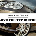 REI In Your Car 204: I Love the TTP Method