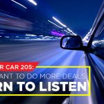 REI In Your Car 205: If You Want to do More Deals Learn to Listen