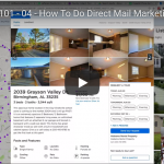 Wholesaling 101 – Part 04 – How To Do Direct Mail The Right Way