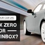 REI In Your Car 215: Inbox Zero or Zero Inbox?