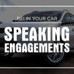 Speaking Engagements » REI In Your Car
