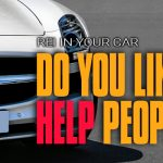 Do You Like To Help People? >> REI In Your Car