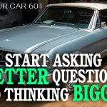 601 » Start Asking Better Questions and Thinking Bigger » REI In Your Car