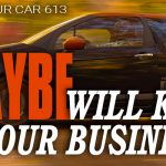 613 » Maybe Will Kill Your Business » REI In Your Car