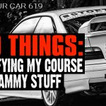 619 » Two Things: Simplifying My Course And Spammy Things » REI In Your Car
