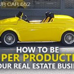 652 » How To Be Super Productive In Your Real Estate Business » REI In Your Car