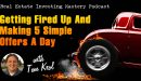 Getting Fired Up and Making 5 Simple Offers A Day » Tom Krol