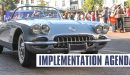 Implementation Agenda – REI In Your Car