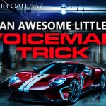 667 » An Awesome Little Voicemail Trick » REI In Your Car