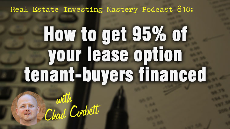 How to get into property investment with a lease option